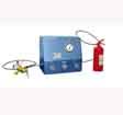Стенд ТЦ-50 для испытаний на герметичность ЗПУ и заправки закачных огнетушителей